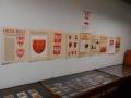 wystawa pocztówek patriotycznych