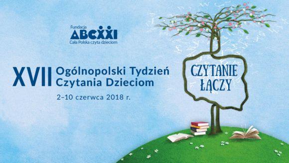 2018 Tydzień Czytania Dzieciom